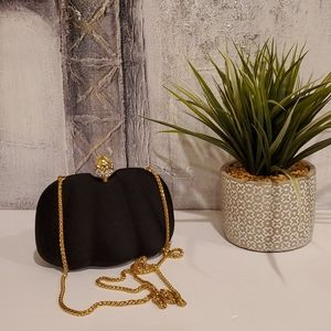 Rodo Vintage Authentic Satin Evening Bag